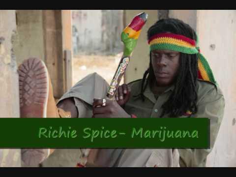 Richie Spice Marijuana Pon De Corner