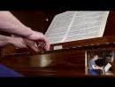 849 J. S. Bach - Prelude and Fugue in C-sharp minor, BWV 849 [Das Wohltemperierte Klavier 1 N. 4] - Win Winters, clavichord