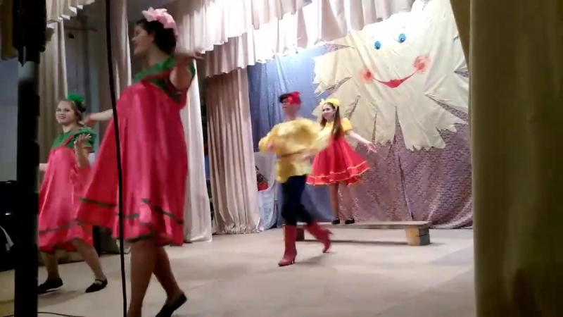 Шуточный Танец 2018 г.