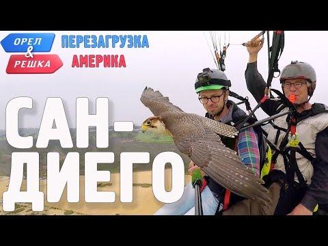 Сан Диего Орёл и Решка Перезагрузка АМЕРИКА English subtitles