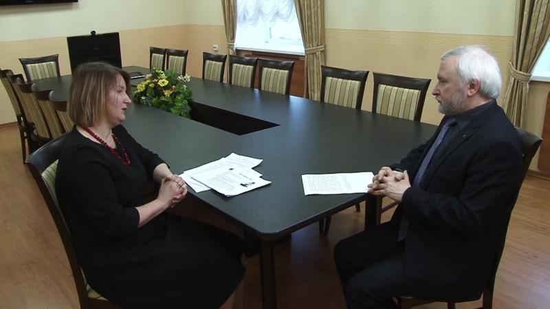 Анонс программы Разговор с депутатом. А.В.Лопаткина о территориальном общественном самоуправлениии