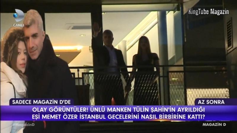 Özcan Deniz Feyza Aktan ile evlendi _ Magazin D _ 16 Mart 2018