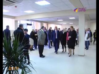 В Сочи на КСМ открыли обновленный Центр национальных культур