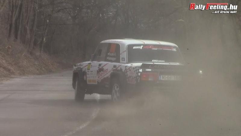 Eger Rallye 2018 Best of LADA VFTS