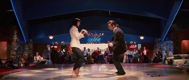 John Travolta Uma Thurman - მამუკა ონაშვილის კონცერტზე