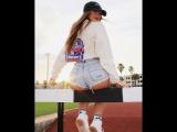 Leona Levis - Bleeding Love (Remix)#Shuffle_Dance