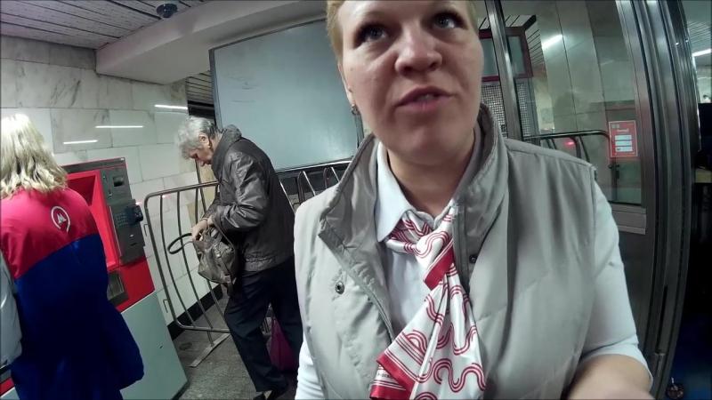 VlogSS Друида сезон 4 Серия 9 Зомби в метро капремонт и доброе тепло