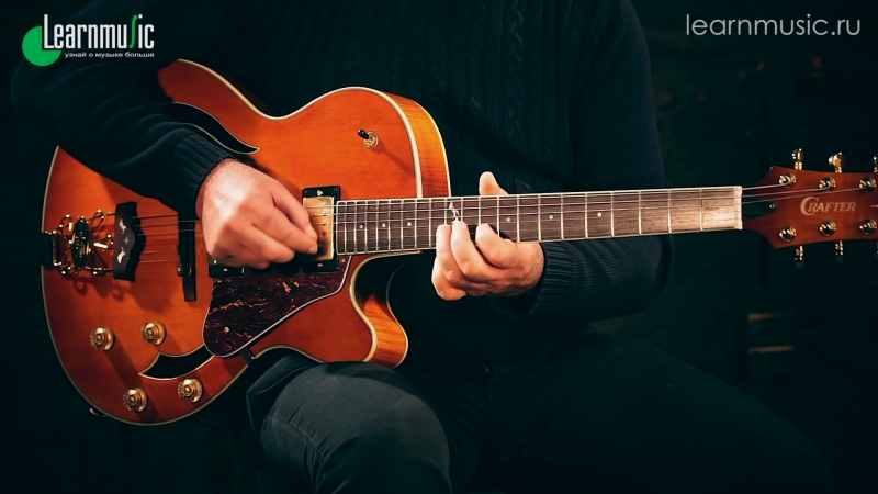 Импровизация на гитаре. Секвенции ¦ Михаил Суджян