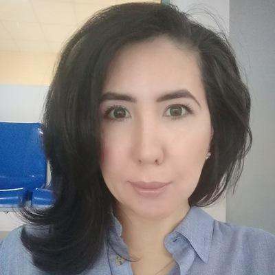 Елена Ахпашева