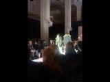 And heres a short video of @Kat_McNamara and @DomSherwood1 at Torontos Fashion Week. - - m