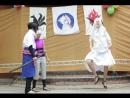 Белые лисы идут-5 27.05.2012 Сценка с косбендом Химитсу