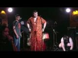 Мухомор Мальвины перед выступлением(Альт Фест@ Banka Soundbar 10.12.17)