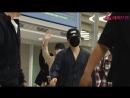 180523 BTS в международном аэропорту Инчхон Корея