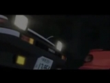 Initial D × Running in the 90S