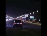 BMW По Москве в потоке