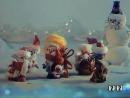 Морозики-морозы (1986) новогодний мультфильм