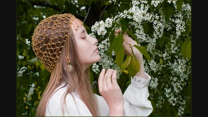Марина Журавлева Белая черемуха 2010
