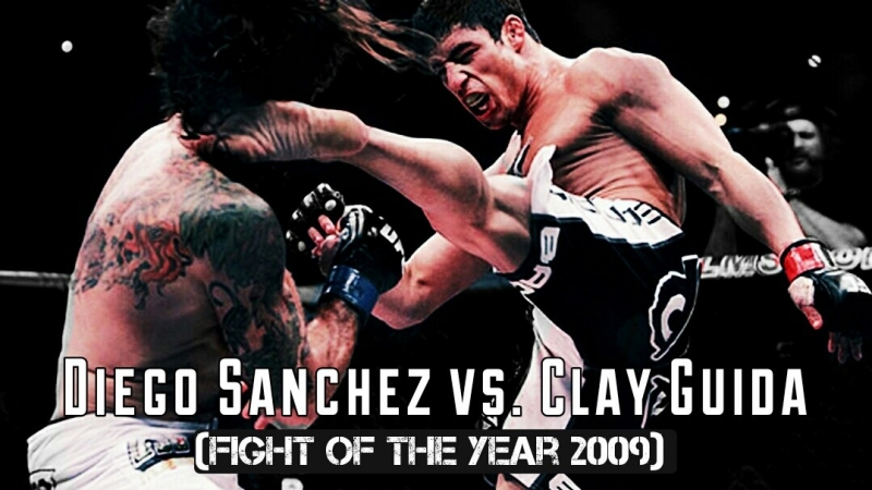 Diego Sanchez vs. Clay Guida ● Fight Highlights ● HD