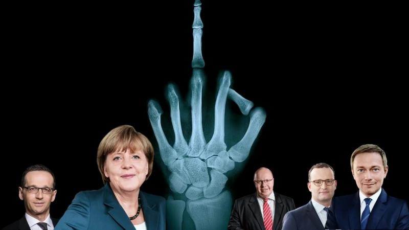 Horst Seehofer macht weiter mit seiner Tarnpolitik- Schluss mit diesem Schwachsinn-