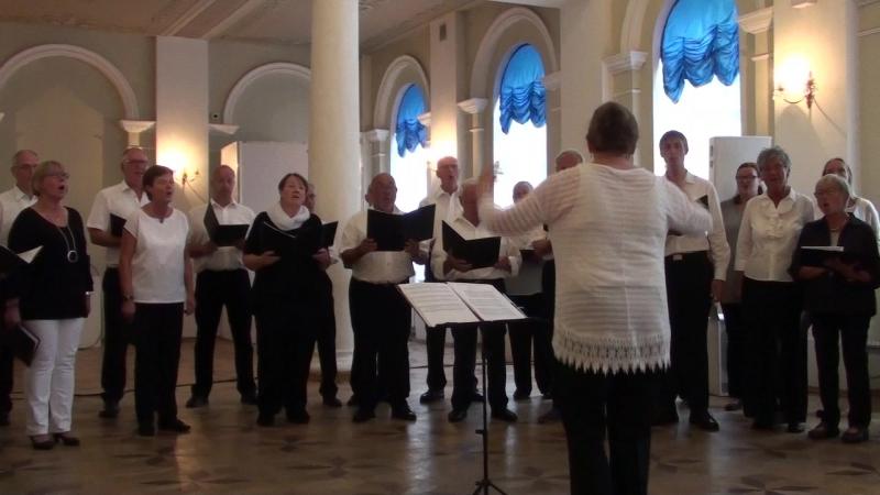 3_Немецкий хор Westfalenchor (дирижёр Татьяна Хундт)