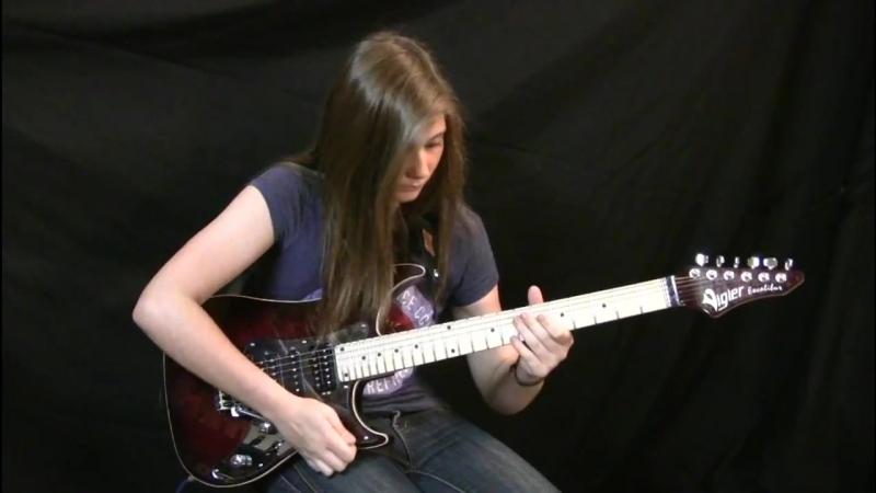 Van Halen Eruption Guitar