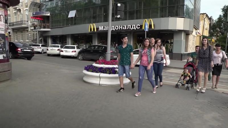 [Alphard Group] СЕМЕРКА - КОЛОНКА шокирует жителей Ростова-На-Дону