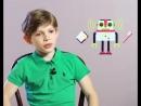 Реклама детского конструктора Лего