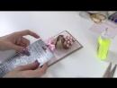 DIY Открытки с сюрпризом Своими руками _ Открытка скрапбукинг _ Подарок для мамы _ Postcard for mom