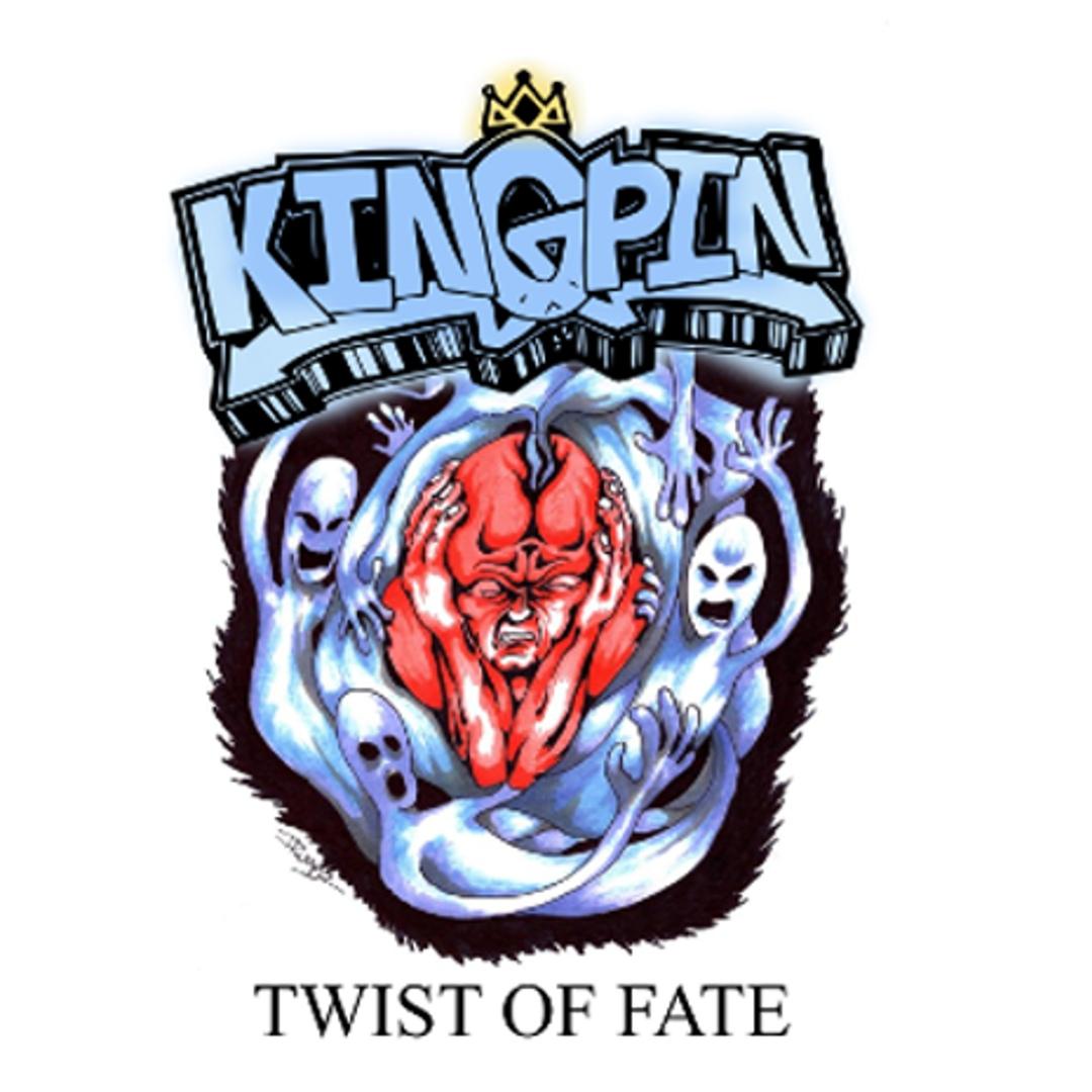 Kingpin - Twist of Fate [EP] (2018)