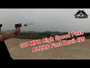 100 MPH High Speed ALZRC Fast Devil 420 Electric RC Helicopter Pass