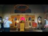 Храм Кирилла и Марии на Планерной-Утро субботы 21-04-2018