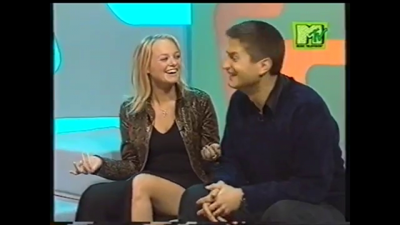 Emma Bunton - Select MTV Europe Interview 1999