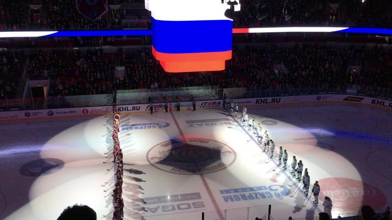 Динамо Р - Салават Юлаев 06.01.18