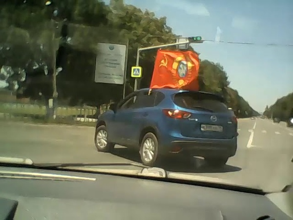 ирбек дзуцев автопробег в беслане ссср жив за возрождение советского союза