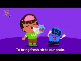 Why _ Yawning and Burping _ Body Parts Songs _ Pinkfong Songs for Children