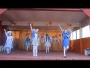 Танец Синий платочек 9 мая 2018