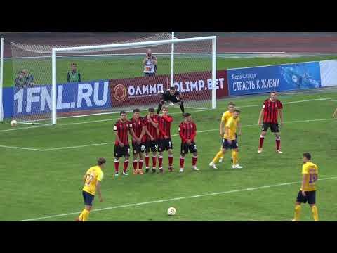 Луч - Химки - 0:1. Олимп-Первенство ФНЛ