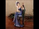 Фарфоровые девушки муз. AIRICH_-_из коллекции_AIRICH