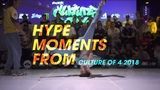Hype Moments at Culture of 4 .stance x UDEFtour.org