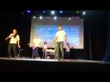 Великолепное выступление Барсуковской Школы на фестивале Расправь Крылья в Москве
