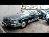 Cadillac fleetwood brougham &amp CL