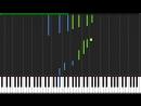 Nates thame OST «Uncharted 4». Урок на фортепиано