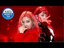 G I DLE 여자 아이들 INTRO LATATA OUTRO Music Bank 2018 05 18