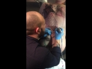 Video Batton tattooist nsk