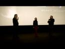 Avant première du film Eva Isabelle Huppert
