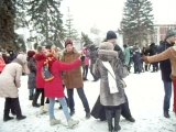 Рожденственские гуляния с КРПТ  Карагод 5 .