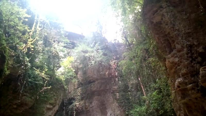 Martvili canion