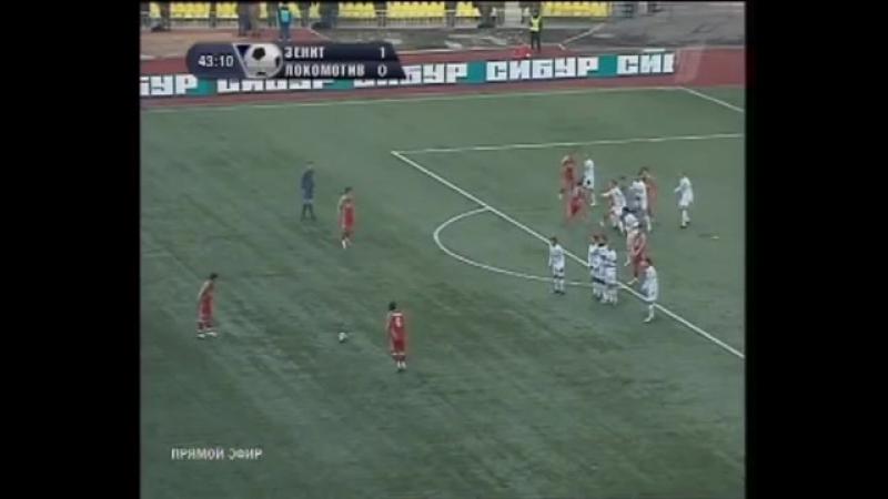 Зенит 2-1 Локомотив (М) - 09.03.2008 - Суперкубок России