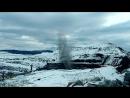 Отрезная щель на Карагайском карьрере 02 04 18 г