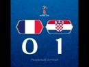 Я Ванга Франція vs Хорватія